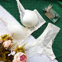 Нижнее белье Florange Белая орхидея