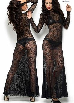 Ажурное платье ChiliRose